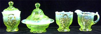 everglades table set