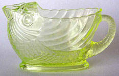 Central Glass FISH CREAMER