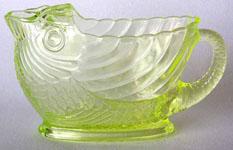 Central Glass FISH CREAMER