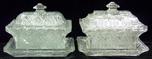 Gothic Arch pair