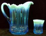 Iris Blue Water set