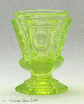 Vaseline Glass Collectors Inc Toy Glass Gallery
